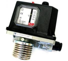 611 12 Obmedzovací termostat  teploty priestorový