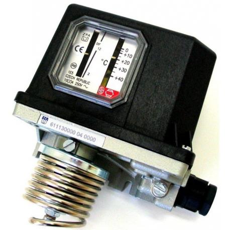 611 13 Regulátor teploty prostorový