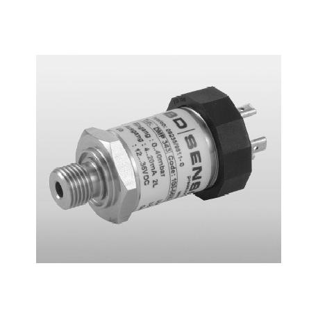 Průmyslový snímač tlaku pro nízké tlaky