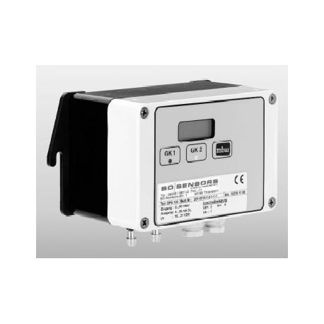 DPS 100 Relativní / Diferenční / Absolutní snímač tlaku