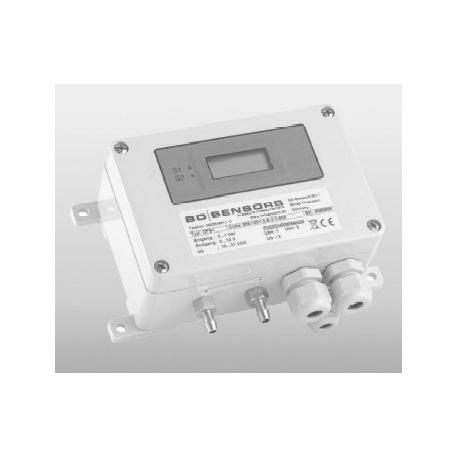 Snímač tlakové diference DPS +