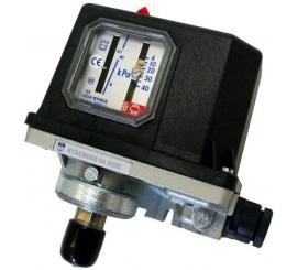 612 42 Regulátor tlaku membránový s nastavenou hodnotou