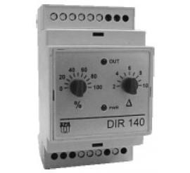 DIR 140 Dvojpolohový regulátor s prúdovým vstupom