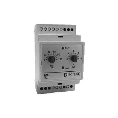 Dvoupolohový regulátor s proudovým vstupem DIR 140