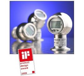 X / ACT ci Snímač relatívneho tlaku s LCD
