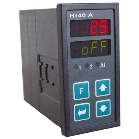 HT40A Jednoduchý programový regulátor