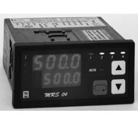 MRS 04 Kompaktný mikroprocesorový regulátor