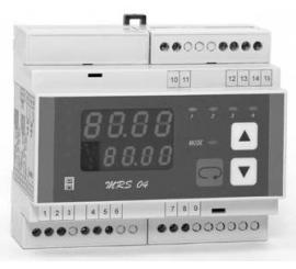 MRS 04 DIN Kompaktný mikroprocesorový regulátor