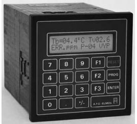 MRS 12 Mikroprocesorový regulátor