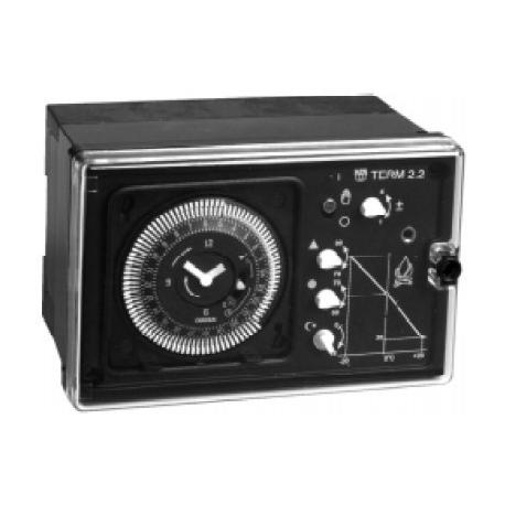 Dvoupolohový ekvitermní regulátor vytápění TERM 2.2
