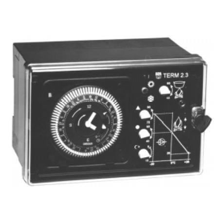 Ekvitermní regulátor vytápění s dvoupolohovou regulací TUV TERM 2.3