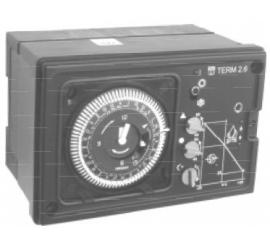 TERM 2.6 Ekvitermický regulátor s reguláciou