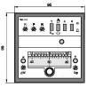 Elektronický třípolohový regulátor polohy TRS 222