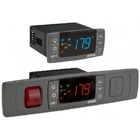 Nová řada termostatů pro chlazení - PRIME CX