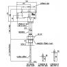 113 13 Termoelektrický snímač teploty do jímky s termočlánkem Ø 4,5mm