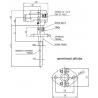 Termoelektrický snímač teploty tyčový s ochrannou trubkou pro spalovny
