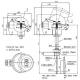 Termoelektrický snímač teploty do jímky ČSN bez převodníku nebo s převodníkem