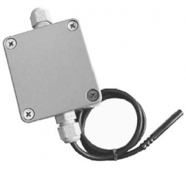 STSk Pt, Ni, STSk/I, STSk/485 Snímač teploty se svorkovnicí kabelový
