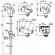 T1501 Termoelektrický snímač teploty s jímkou bez převodníku a s převodníkem
