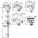 T1020 Odporový snímač teploty bez jímky bez převodníku a s převodníkem