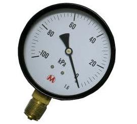 Mechanické tlakomery kódovník