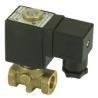 Elektomagnetický ventil  dvojcestné priamoovládané 2VE2F, 2VE2FJ, 2VE2.5F, 2VE2.5FJ, 2VE3F, 2VE3FJ, 2VE4F, 2VE4FJ