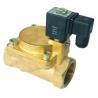 Elektomagnetický ventil  dvojcestné nepriamoovládané 2VE10DA, 2VE12DA, 2VE13DA, 2VE16DA, 2VE25DA, 2VE32DA, 2VE40DA