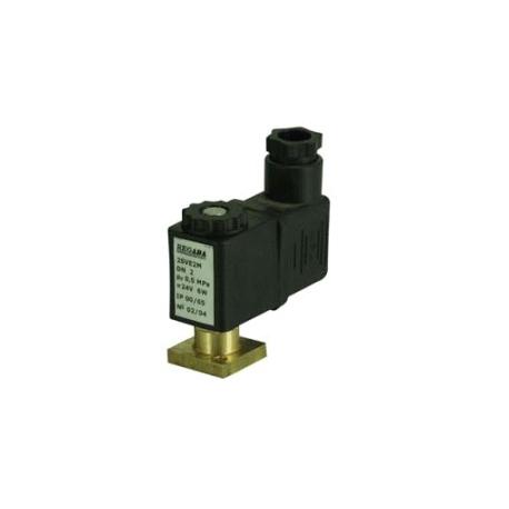 Elektomagnetický ventil  dvojcestné priamoovládané 2SVE1.2M, 2SVE1.6M, 2SVE2M, 2SVE2.5M