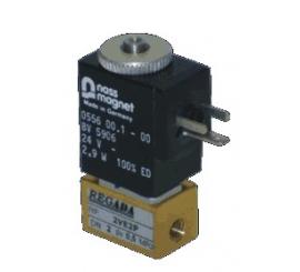 Elektomagnetický ventil  dvojcestný priamoovládaný  2VE1.6P, 2VE2P