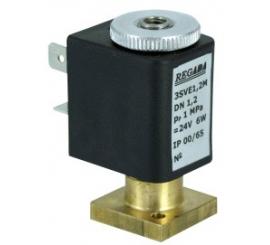 Elektomagnetický ventil  trojcestný priamoovládaný 3SVE1.2M, 3SVE1.6M, 3SVE2M