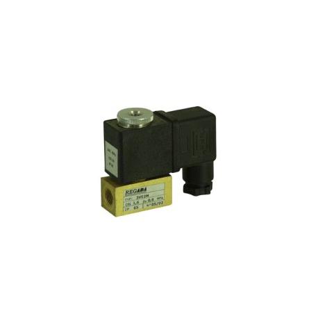 Elektomagnetický ventil  dvojcestné priamoovládané 3VE1.2M, 3VE1.6M, 3VE2M