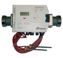 PolluStat E ultrazvukový merač tepla