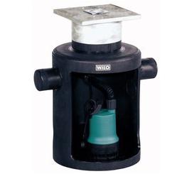 Wilo Drain Lift Box Prečerpávacie zariadenie znečistenej vody
