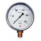 MI100G/117/1,6  štandartní tlakomer glycerínový