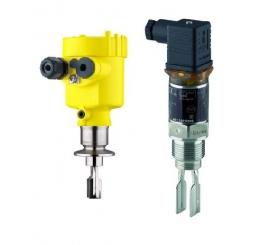 VEGASWING ,VEGAVIB ,VEGAWAVE  limitné vibračný spínač pre kvapaliny a sypké materiály