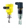 VEGASWING serie 50 a 60 Limitné vibračný spínač pre kvapaliny a sypké materiály