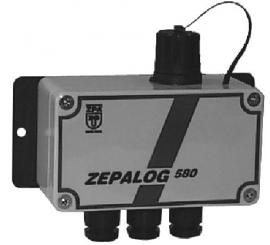 ZEPALOG 580 Záznamník meraných hodnôt