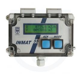 INMAT 55 Člen matematicky pre meranie prietoku