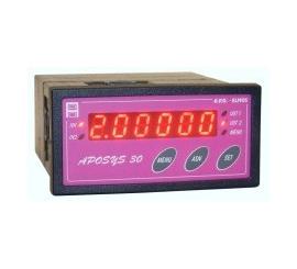 APOSYS 30 Čítač impulzov a frekvencie