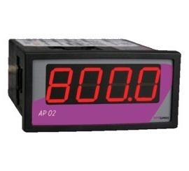 AP 02 Panelmeter zobrazovač