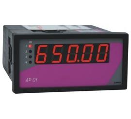 AP 01 Panelmeter ukazovací prístroj