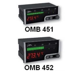 OMB 451UNI a OMB 452UNI zobrazovač Zepax