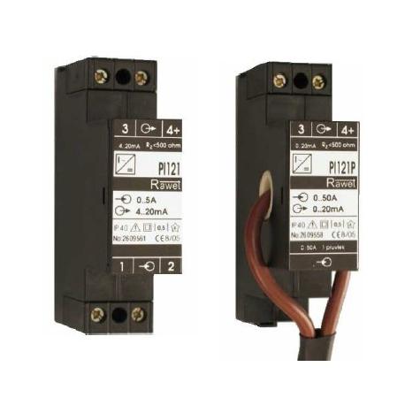 PI121 a PI121P Prevodník prúdu