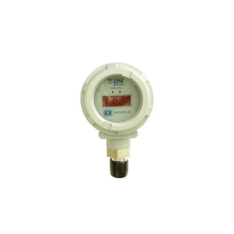 INPRES 03 Snímač relatívneho a absolútneho tlaku 703