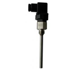 210 Odporový snímač teploty s jímkou a konektorem
