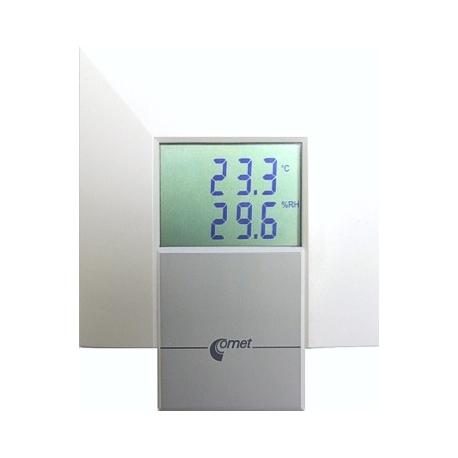 T0118, T2118, T3118 Interiérové snímače teploty, vlhkosti, tlaku