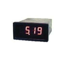 OMM 37 Panelový prístroj voltmeter a ampérmeter