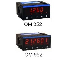 OM 352, OM 652  Multifunkcne pristroje
