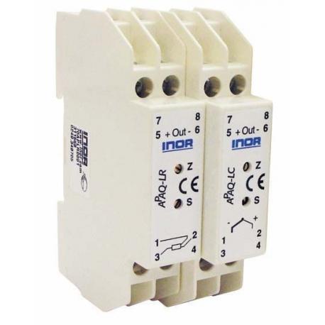 APAQ-LR Prevodník analógový pre Pt100 na DIN lištu