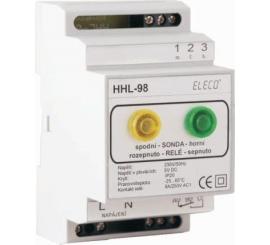 HHL 98 plavákový spínač hladiny a sonda HHK-96-L